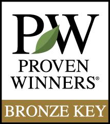 Proven Winners Bronze Key