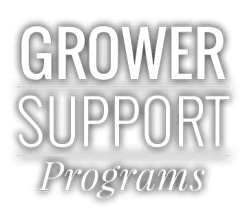 Grower Support Program