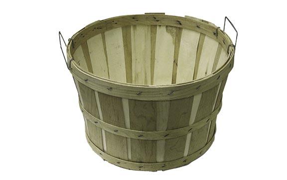 12.0 Mum Half-Bushel Basket Sold Individual
