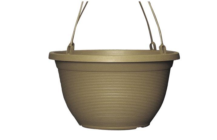 12.0 Fall Mum Hanging Basket Sold Individual