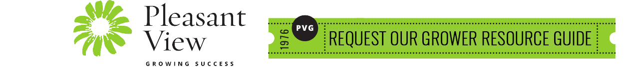 Pleasant View Gardens Grower Resource Guide Request