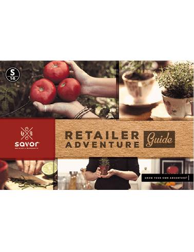 Savor™ Adventure Guide